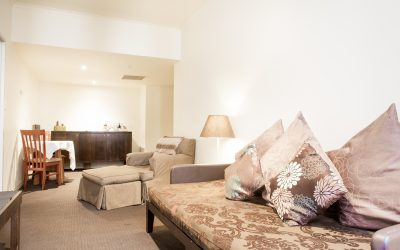 Boutique Accommodation Adelaide, Hotel Richmond executive suite