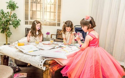 children's activities for wedding receptions at hotel richmond