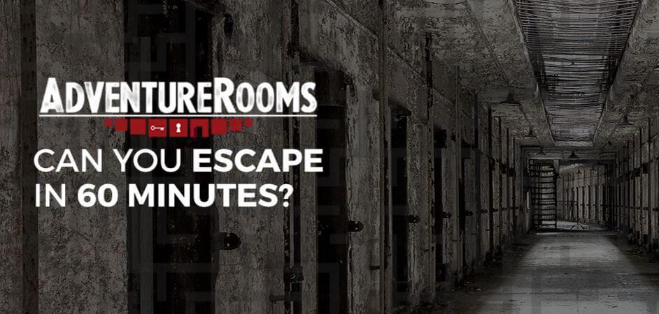 Adventure Rooms Adelaide Goal Break