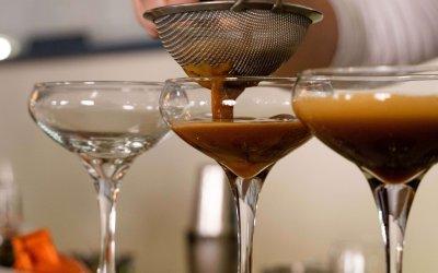 Espresso Martinis - Melbourne Cup 2018