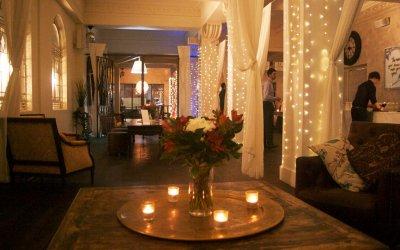 First bar lounge