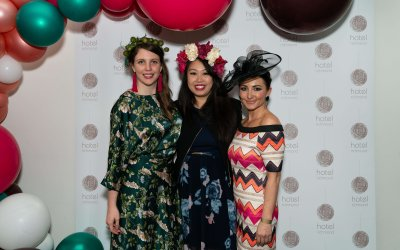 Melbourne Cup lunch at hotel richmond - spring racing fashions